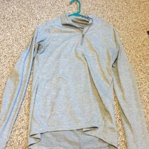 Activewear quarter zip